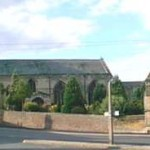 CChurch at Hunmanby in North Yorkshire