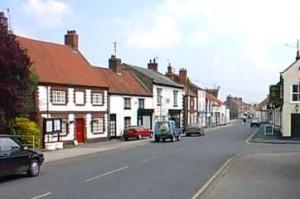 Main Street Hunmanby