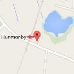 Hunmanby County Carperts Map